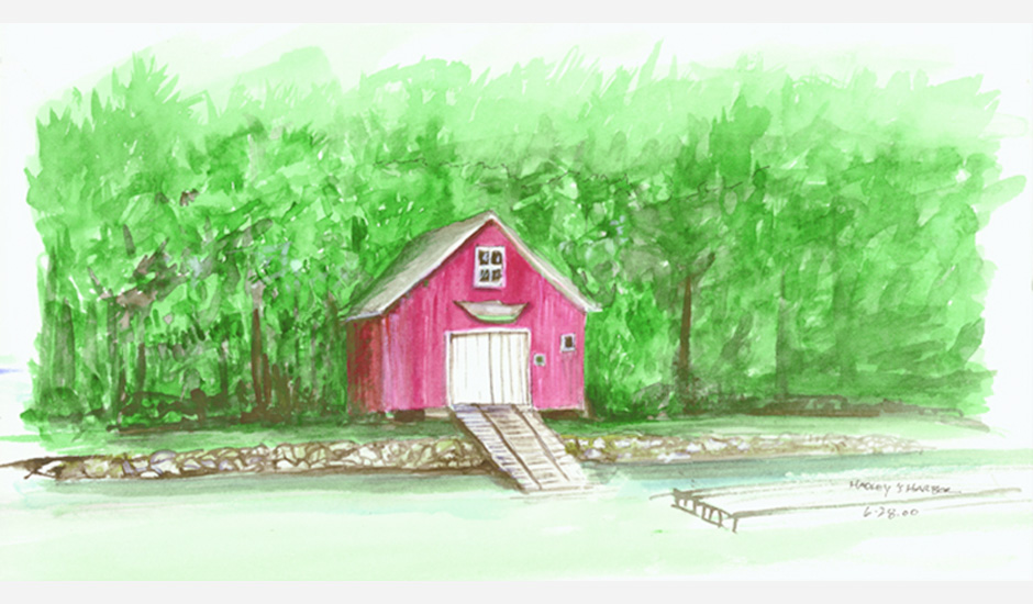 Hadley Boathouse