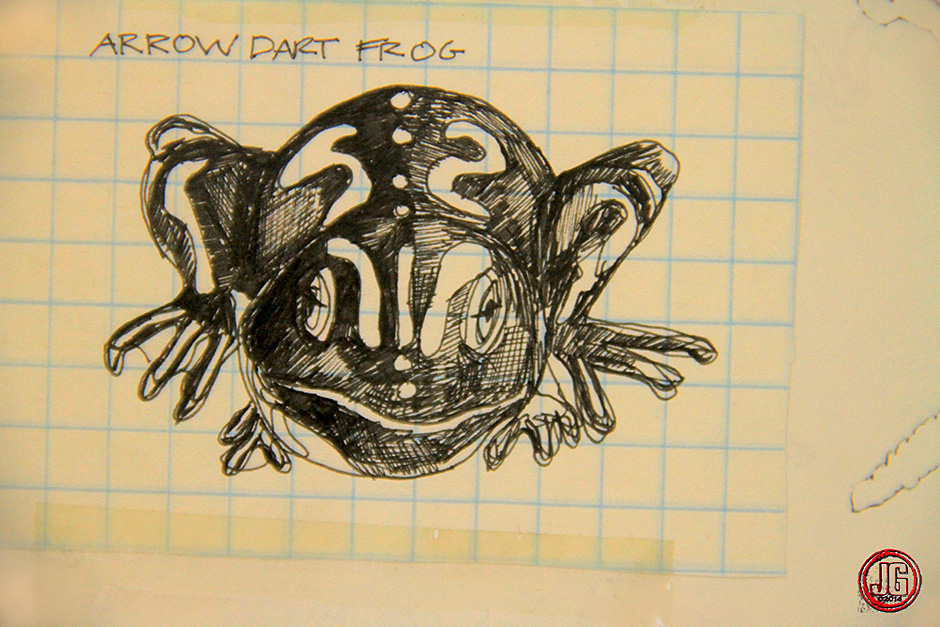 Arrow Dart Frog