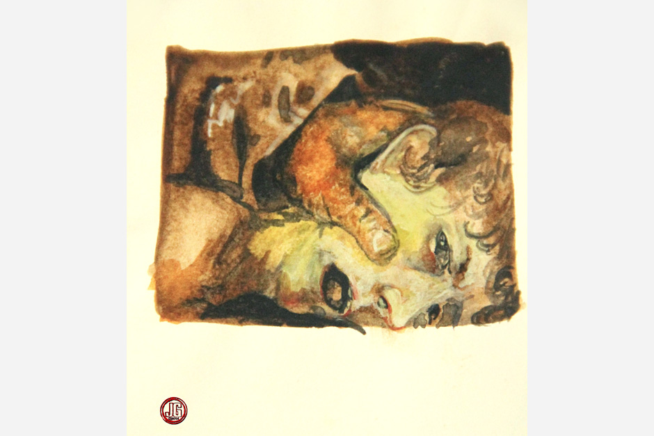 Boy Rowin: Isaac | Detail