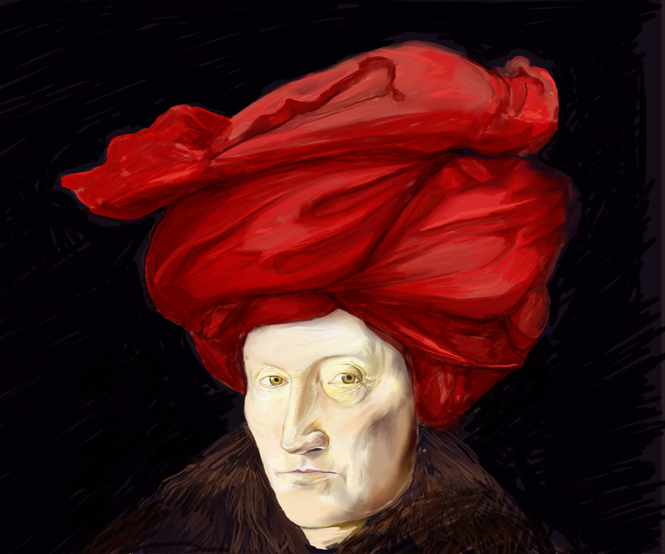 After Van Eyck